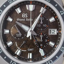 Seiko Grand Seiko new 2019 Automatic Chronograph Watch with original box and original papers SBGC231
