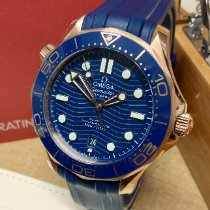 Omega Seamaster Diver 300 M new 2020 Automatic Watch with original box and original papers 210.62.42.20.03.001