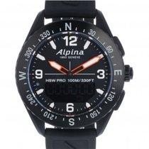 Alpina Alpiner AL-283LBB5AQ6 Unworn Steel 45mm Quartz