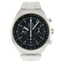 Omega Speedmaster Mark II Acero 42.6mm Negro