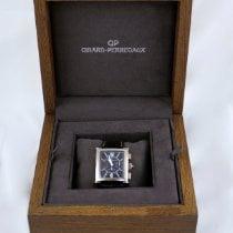 芝柏 二手 自動發條 54mm 黑色 藍寶石玻璃