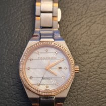 Concord Mariner Gold/Stahl 30mm
