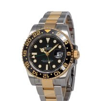 Rolex GMT-Master II 116713LN New Gold/Steel 40mm Automatic United States of America, New York, Hartsdale