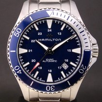 Hamilton Steel 40mm Automatic H82345141 pre-owned