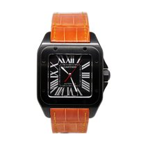 Cartier Steel 51.3mm Automatic WSSA0006 pre-owned