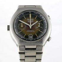 Heuer Steel 40mm Automatic pre-owned