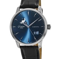 Glashütte Original Senator Excellence Steel No numerals United States of America, New York, Brooklyn