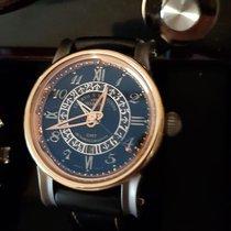Cuervo y Sobrinos Torpedo new Watch with original papers 3051