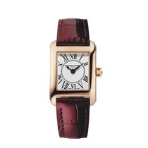 Frederique Constant Classics Carree Ladies Steel 23mm Silver