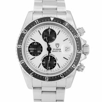Tudor Tiger Prince Date Steel 40mm White United States of America, New York, Massapequa Park