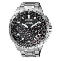 Citizen Promaster Sky Titanium 47mm Black No numerals
