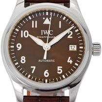 IWC Pilot's Watch Automatic 36 Acero 36mm