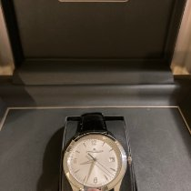 Jaeger-LeCoultre Master Control Date Steel 39mm Silver Arabic numerals United States of America, Texas, Missouri City