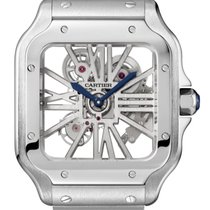 Cartier Santos (submodel) new 2020 Manual winding Watch with original box and original papers WHSA0015