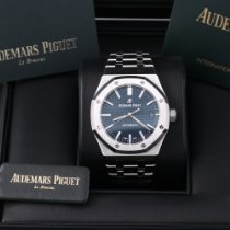 Audemars Piguet Royal Oak Selfwinding 15450ST.OO.1256ST.03 New Steel 37mm Automatic