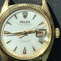 Rolex 6305 Yellow gold 1954 Datejust 36mm pre-owned United States of America, Texas, Houston