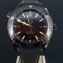 Omega 215.92.46.22.01.001 Céramique 2018 Seamaster Planet Ocean 45.5mm nouveau