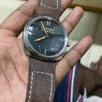 Panerai Radiomir 3 Days 47mm Steel 47mm Black No numerals India, Madurai