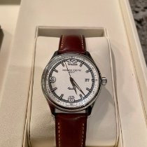 Frederique Constant Vintage Rally Steel Silver United States of America, Texas, Houston