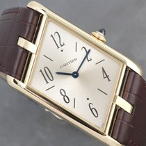 Cartier Tank (submodel) Gelbgold Gold