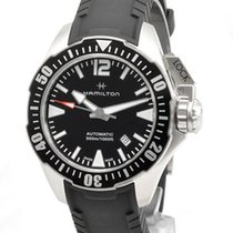 Hamilton Khaki Navy Frogman Steel 42mm
