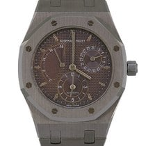 Audemars Piguet Royal Oak Dual Time 25730ST Acero 36mm Automático