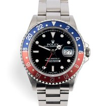 Rolex GMT-Master II Steel 40mm United Kingdom, London