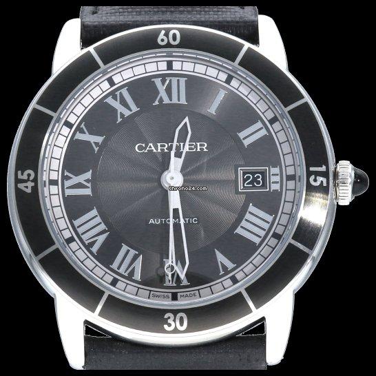 Cartier Ronde Croisière de Cartier WSRN0003 2018 pre-owned