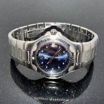 TAG Heuer Kirium Steel Blue