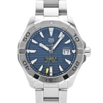 TAG Heuer Steel 43mm Automatic WAY2012.BA0927 pre-owned