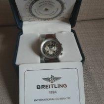 Breitling Navitimer Cosmonaute Acciaio 41mm Nero Arabi Italia, PALAZZOLO SULL'OGLIO