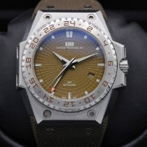 Linde Werdelin Steel 44mm LIMITED EDITION pre-owned United States of America, California, Huntington Beach