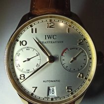 IWC Portuguese Automatic Or rose 43mm Argent Arabes France, Theoule sur mer