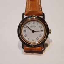 Hermès Clipper nowość Kwarcowy Zegarek z oryginalnym pudełkiem i oryginalnymi dokumentami Hermes Cl4.210