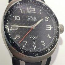 Oris TT3 Titane 41mm Noir Arabes