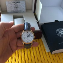 Longines Silver pre-owned Master Collection