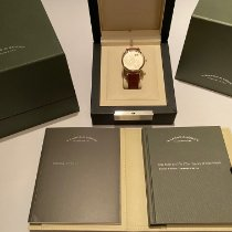 A. Lange & Söhne Yellow gold Manual winding Champagne Roman numerals 40.9mm new Grand Lange 1