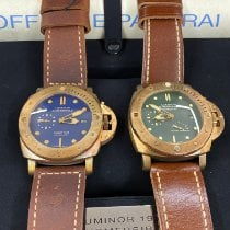Panerai PAM 00671+00507 New Bronze 47mm Automatic