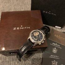 Zenith El Primero Chronomaster Stahl 45mm Schwarz Schweiz, Zurich