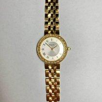 Philip Watch Желтое золото Кварцевые Philip Watch Oro e Diamanti новые
