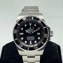 Rolex Sea-Dweller Deepsea Steel 44mm Black No numerals United States of America, Illinois, Arlington Heights