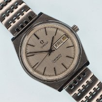 Omega Steel 35mm Automatic 1660210 pre-owned Indonesia, Jakarta