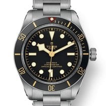 Tudor M79030N-0001 Steel 2021 Black Bay Fifty-Eight 39mm new United States of America, New Jersey, Oakhurst