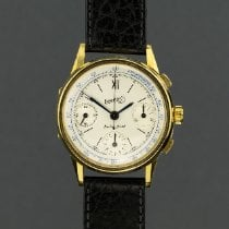 Eberhard & Co. Extra-Fort Yellow gold 39mm White