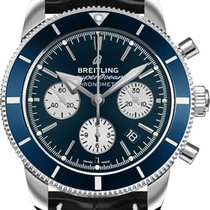 Breitling Superocean Chronograph II Steel 44mm Blue United States of America, California, Moorpark