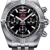 Breitling Blackbird new Automatic Chronograph Watch with original box A4436010-BB71-371A