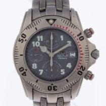 Sector 950 Titanium 40mm Grey Arabic numerals