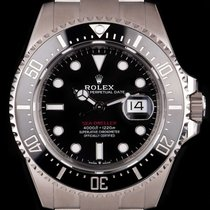 Rolex Sea-Dweller Zeljezo 43mm Crn