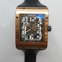 Richard Mille pre-owned Automatic 38mm Transparent Sapphire crystal 3 ATM