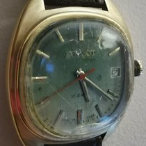 Poljot Bronze Manual winding Blue No numerals 36mm pre-owned
